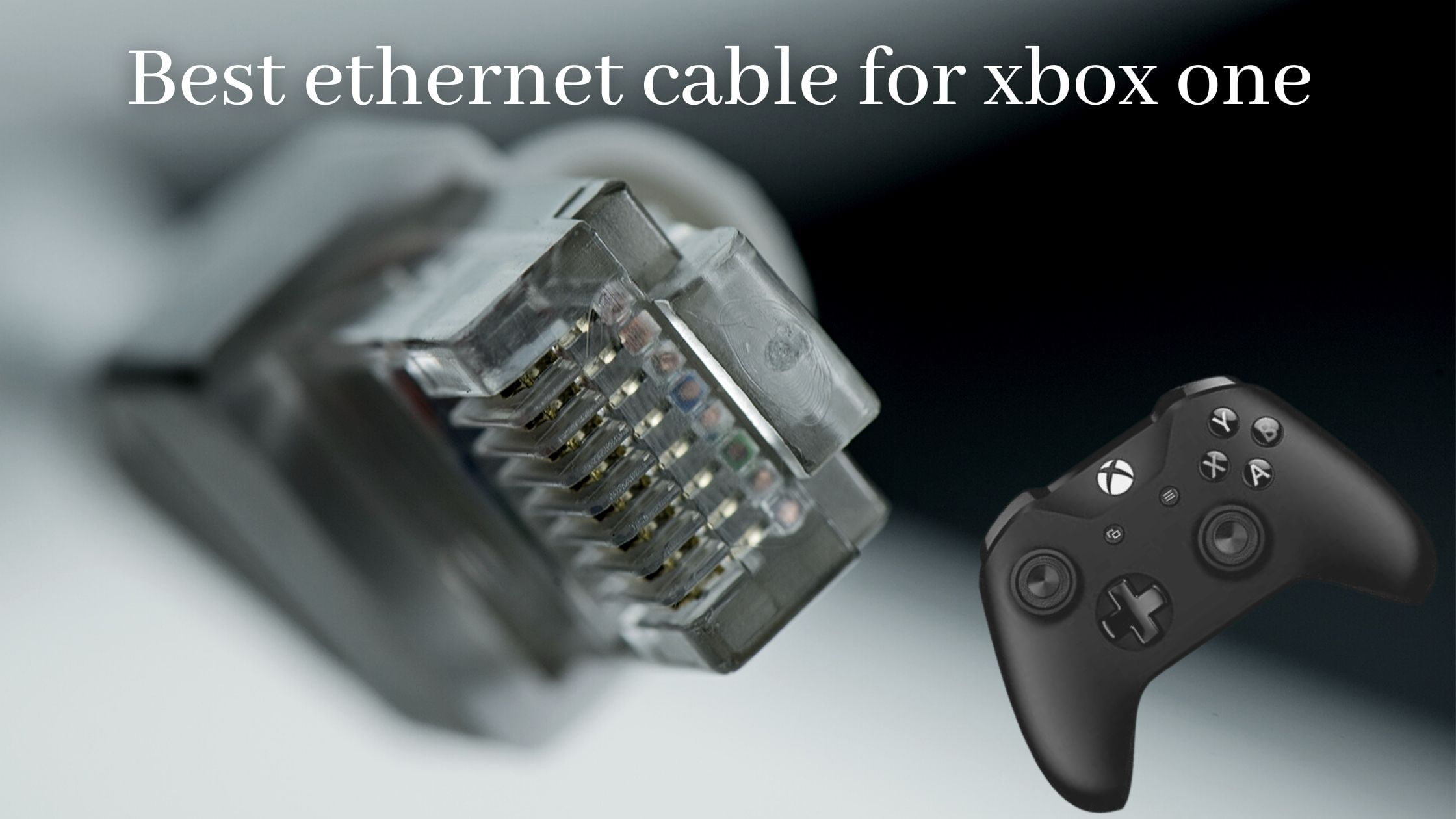 Best ethernet cable for xbox one